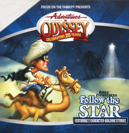 Adventures in Odyssey® Sampler, Bible Eyewitness: Follow the Star  -