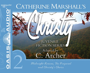 #2: Christy Collection Books 4-6: Unabridged Audiobook on CD  -     By: Catherine Marshall, C. Archer
