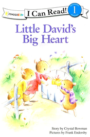 Little David's Big Heart - eBook  -     By: Crystal Bowman