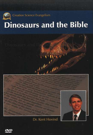 Dinosaurs and the Bible, DVD   -
