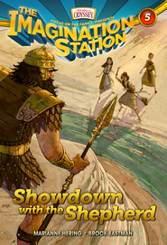 Adventures in Odyssey The Imagination Station® Series #5: Showdown with the Shepherd  -     By: Marianne Hering, Brock Eastman