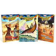 Adventures in Odyssey The Imagination Station® Series Books 1-3 (3-Pack)  -              By: Paul McCusker, Marianne Hering