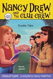 #21: Double Take  -              By: Carolyn Keene