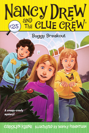 #25: Buggy Breakout  -     By: Carolyn Keene