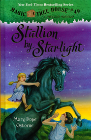 Magic Tree House #49: Stallion by Starlight  -     By: Mary Pope Osborne & Sal Murdocca (Illustrator)
