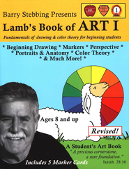 The Lamb's Book of Art 1   -     By: Barry Stebbing