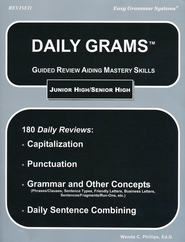 Daily Grams Junior/Senior High    -              By: Wanda Phillips