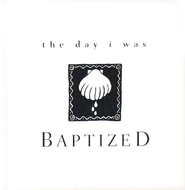 The Day I Was Baptized    -     By: Pam Lucas