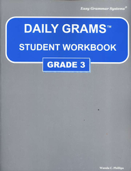 Daily Grams Grade 3 Workbook   -              By: Wanda Phillips
