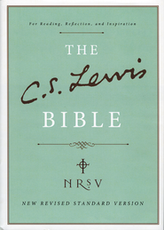 The C.S. Lewis Bible, NRSV   -     Edited By: M.B. Baer     By: C.S. Lewis
