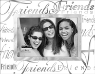 Friends Glass Photo Frame  -