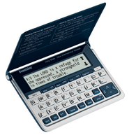 NIV Franklin Electronic Bible    -