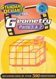 Geometry DVD 2-Pack (Geometry 1, Geometry 2)   -