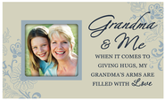 Grandma & Me Photo Frame  -