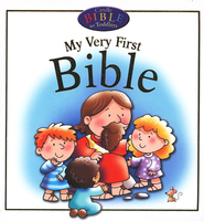 My Very First Bible   -
