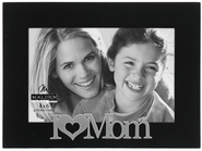 I Love Mom Photo Frame  -