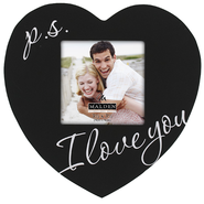P.S. I Love You Photo Frame  -