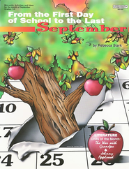 September Activities, Grades 3-6   -     By: Rebecca Stark