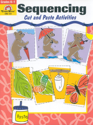 Sequencing: Cut & Paste Activities   -     By: Joy Evans, Jo Ellen Moore
