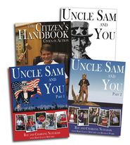 Uncle Sam and You--Curriculum Package   -              By: Ray Notgrass, Charlene Notgrass