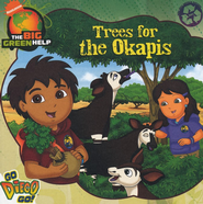 Trees for the Okapis: Little Green Nickelodeon  -     By: Jorge Aquirre