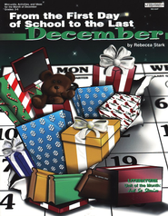 December Activities Grades 3-6   -     By: Rebecca Stark
