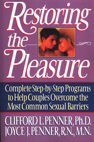 Restoring the Pleasure   -     By: Clifford L. Penner, Joyce J. Penner