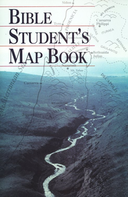 Bible Student's Map Book  -