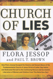 Church of Lies  -     By: Flora Jessop, Paul T. Brown