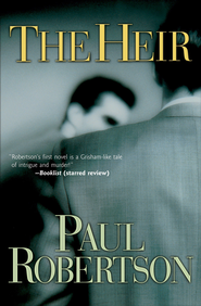 Heir, The - eBook  -     By: Paul Robertson