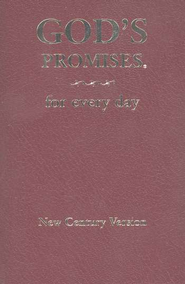 God's Promises for Every Day, NCV  - Slightly Imperfect  -