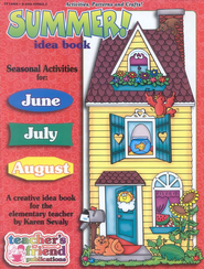 Summer Idea Book  -