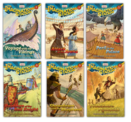 Adventures in Odyssey The Imagination Station ® Series Volumes 1-6  -