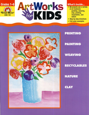 Art Works for Kids, Grades 1-6   -     By: Lori VanKirk Schue