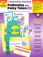 Literature Pockets: Folktales and Fairytales, Grades 2-3   -     By: Homeschool