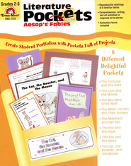 Literature Pockets: Aesop's Fables, Grades 2-3   -              By: Homeschool