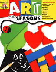 Art for All Seasons, Revised Edition   -     By: Jo Ellen Moore, Joy Evans