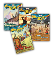 Adventures in Odyssey The Imagination Station ® Series Volumes 1-4  -