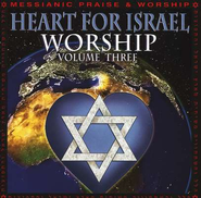 Heart for Israel Worship, Volume 3   -     By: Various Artists