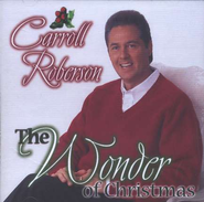 The Wonder of Christmas, Compact Disc [CD]   -     By: Carroll Roberson