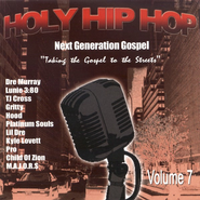Holy Hip Hop, Volume 7 CD   -     By: Various Artists