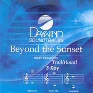 Beyond The Sunset, Accompaniment CD   -