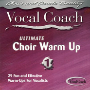 Ultimate Choir Warm-Ups 1 CD   -     By: Chris Beatty, Carole Beatty