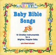 Baby Bible Songs CD  -     By: Cedarmont Baby