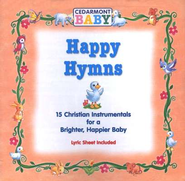 Happy Hymns CD   -     By: Cedarmont Baby