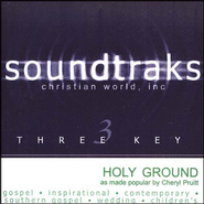 Holy Ground, Acc CD   -     By: Cheryl Pruitt