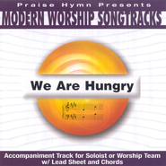 We Are Hungry, Accompaniment CD   -