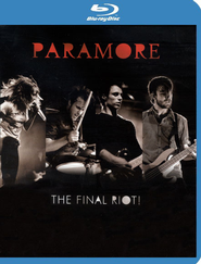 The Final Riot! Blu-ray   -              By: Paramore