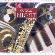Instrumental Praise: O Holy Night, Compact Disc [CD]   -