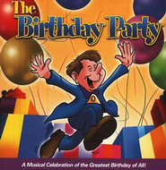 The Birthday Party CD   -